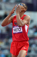 Olympics: Track and Field-Men's High Jump-Qualifying