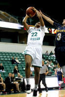 Round 1 Womans MAC basketball Tournament Eastern Michigan vs Kent STate