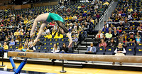 Easter Michigan Gymnastics @ Michigan