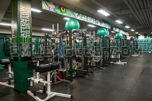 Eastern Michigan Athletics | Weight Room | Photo 5